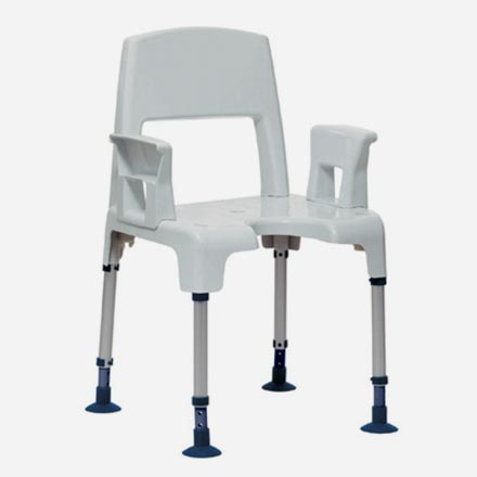 Pico Shower Chair & Commode
